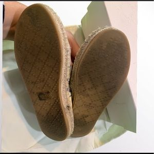 Gucci Shoes - Gucci Girls Espadrille Size 32/13**